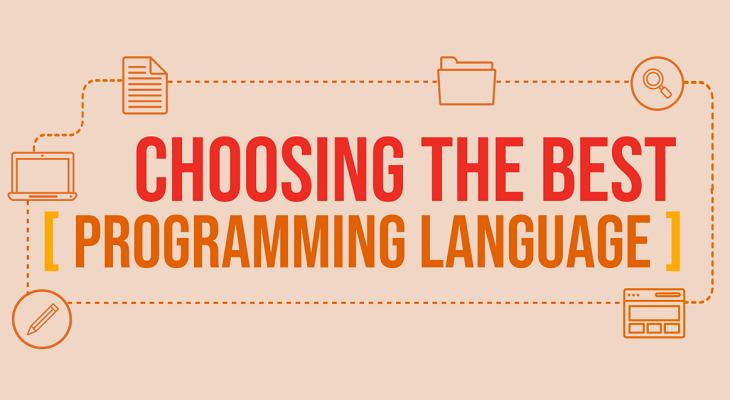 بهترین زبان برنامه نویسی  چیست؟ - شرکت قلعه کرند
